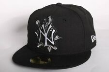 NEW ERA NY YANKEES PITCHING CAP SCHWARZ Kappe Black New York