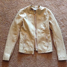 NWT Kenneth Cole Reaction Womens Faux Leather Jackets-Multiple Colors/Sizes