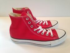 Converse Unisex Chuck Taylor All Star High Top Red M9621