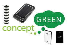 CONCEPT GREEN: HIGH QUALITY PORTABLE PHONE CHARGERS