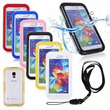 Swimming Waterproof Shockproof Phone Case Cover For Samsung Galaxy Note 5 4 3 2