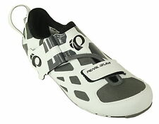 PEARL IZUMI TRI FLY V CARBON ROAD BIKE SHOES WHITE/BLACK 2015