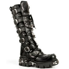 NEWROCK New Rock Boots Style M.161 S1 Black Unisex Reactor