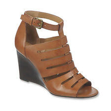 Franco Sarto Faryn Wedge Sandal _Color: Saddle_Size 7M