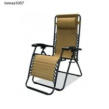 Caravan Sports Infinity Zero Gravity Outdoor Camping Hunting Lawn Patio Chair