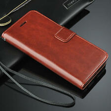 Luxury Leather Flip Wallet Case Stand Cover For Apple iPhone 6 / iPhone 6 Plus