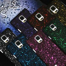 I3C Matte Star Fitted Case Skin Cover Skin For Samsung Galaxy S5 Note3/4#