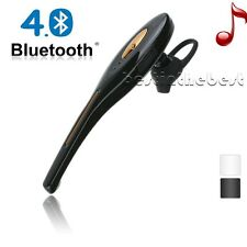 A2DP HD Voice Music Phone Calls Bluetooth Hands-free Stereo Earphone Headset CA