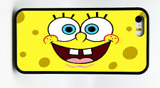 NEW SPONGEBOB SQUAREPANTS PHONE CASE COVER FOR IPHONE 6 6 PLUS 5 5S 5C 4 4S