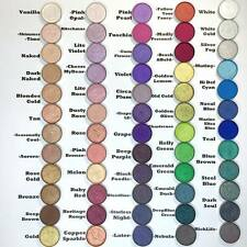 Mac Pressed Pigment Pan *Pick ur colors* eyeshadow propan for palette 3+FREESHIP