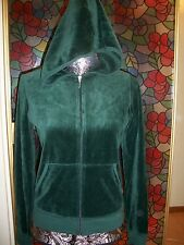 Juicy Couture - velour hoodie jacket - size L - NWT