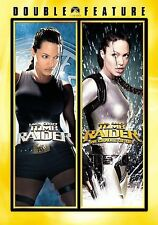 Lara Croft: Tomb Raider/Lara Croft: Tomb Raider - The Cradle of Life (DVD,...