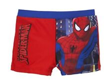 Boys MARVEL - ULTIMATE SPIDERMAN Swimming Shorts/Trunks  Ages   8/9  & 9/10  yrs