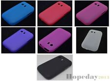Multi Color Matting TPU Gel CASE Cover For Samsung Galaxy Y S5360