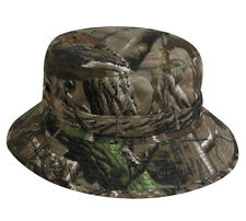 Outdoor Cap 411EX Camo Mossy Oak Realtree Blaze & Orange Boonie Hat Hunting L/XL