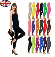 Cotton Leggings Full Length All Sizes and Colors