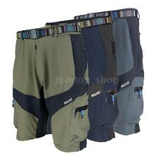 Men's Loose Fit Cycling Bicycle Bike Shorts Leisure Half Pants Quick - Dry 18C5