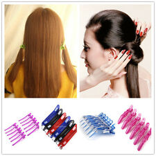 Useful Sectioning Clips Curl Styling Clamp Hair Salon Hairdressing Random Color