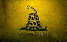 Gadsden flag Refrigerator Magnet Tea Party Large or Small sizes Free Shipping