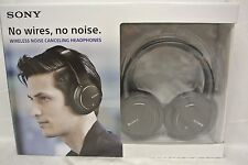 New 2015 Sony MDR-ZX770BN Wireless Bluetooth Noise Cancelling Headphones w/ Case