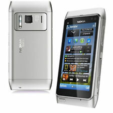 Nokia N Series N8 16GB (Unlocked) Smartphone WIFI GPS 12MP Free Shipping