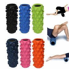 EVA Foam Roller Physio Pilates Yoga Gym Exercise Fittness Trigger Point Massage
