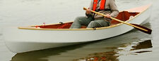 Burmarsh 13' (3.81m) Open Canoe DIY Plans/Full Size Patterns
