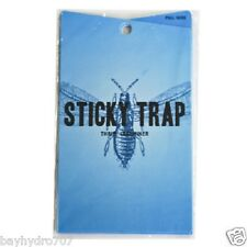 Dl Bug Sticky Traps Blue Mites Thrips Whitefly Leafminers Aphid Save $ Bay Hydro