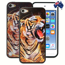 Tiger Hard Back Case for Apple iPod Touch 5 5th 6 6th Gen itouch Cover