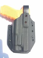 Springfield XD 40 Tactical Kydex Custom Holster Black, ODGreen or Coyote Custom
