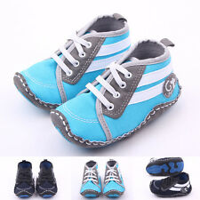 Baby Infant Toddler Shoes Boys Girls Cotton Soft Sole Prewalker Shoes Sneakers