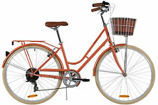 NIXEYCLES Eviva 7Sp Shimano Ladies Vintage Retro Style Bicycle *FREE SHIPPING*