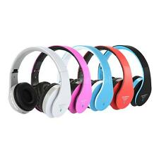 Wireless Handfree Sport Stereo Bluetooth Headset Headphone For iPhone Samsung