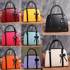 Womens Leather Handbag Purse Hobo Shoulder Bag Large Messenger Tote Satchel New