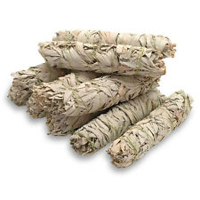 WHITE SAGE SMUDGE STICK-VARIOUS SIZES , QUALITY UK STOCK, CHEAP FROM CALIFORNIA