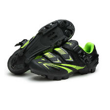 Santic Men's Cycling Mountain Bicycle Bike MTB SPD Cycling Shoes 41 42 43 44 45