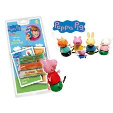 Peppa Pig Clay Buddies and activity book - Mini Clay - Choose Number of Packs