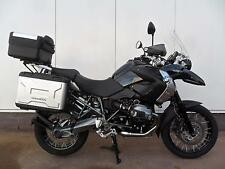 BMW R 1200 GS TU Tripple Black Edition 2011 on a 60 plate with 19,850 miles
