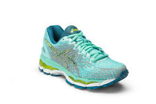 Asics Gel Nimbus 17 Lite-Show Womens Running Shoe (B) (6793) | SAVE $$$