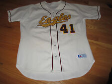 Vintage Russell Athletic Game Used BOSTON COLLEGE EAGLES No 41 (Size 48) Jersey