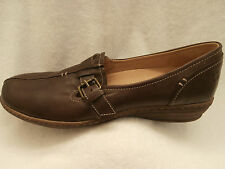 Naturalizer N5 Comfort  Milla Camelot Leather Brown Womens Size 10 N NWB