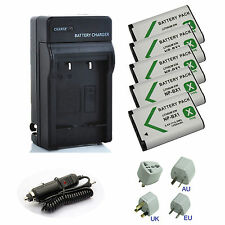 New Battery / Charger for Sony HDR-AS200V,HDR-AS200V/W, HDR-AS200VR/W Action Cam