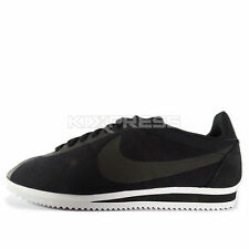Nike Classic Cortez TP [749654-001] NSW Casual Tech Pack Black/White