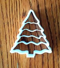 Christmas Tree cookie and fondant cutter - US SELLER!!