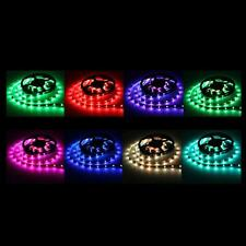2M/3M/5M LED 5050 SMD LED Flexible RGB Strip IR Remote Controller 12V Xmas
