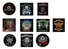 # MOTORHEAD - OFFICIAL SEW ON PATCH logo march or die lemmy motorizer warpig