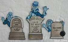 DISNEY HAUNTED MANSION HITCHHIKER GHOSTS -YOU CHOOSE Scrapbook Page Paper Piece