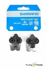 Shimano Shoe accessories Cleats SPD - SM SH51 Pedal Cleats