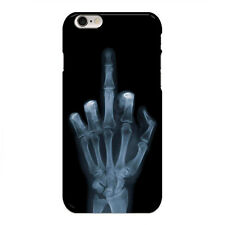 X Ray Middle Finger Rude Funny Skeleton Zombie Phone Case Cover All Models