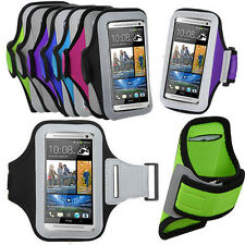 For HTC One A9 A9u Desire Eye M910 One Max 6600 Gym Sports Running Armband Case